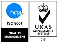Fine Print ISO9001 Logo